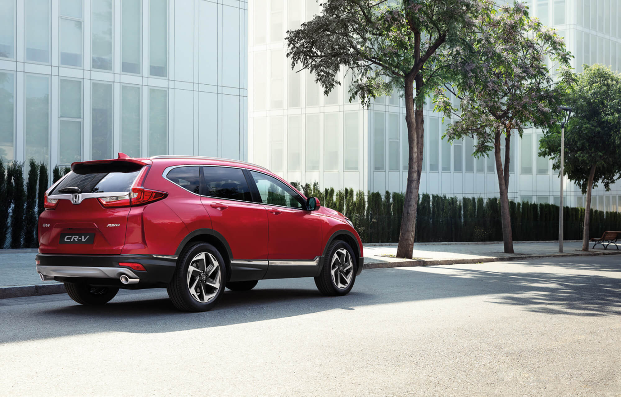 Honda CR-V Accessories
