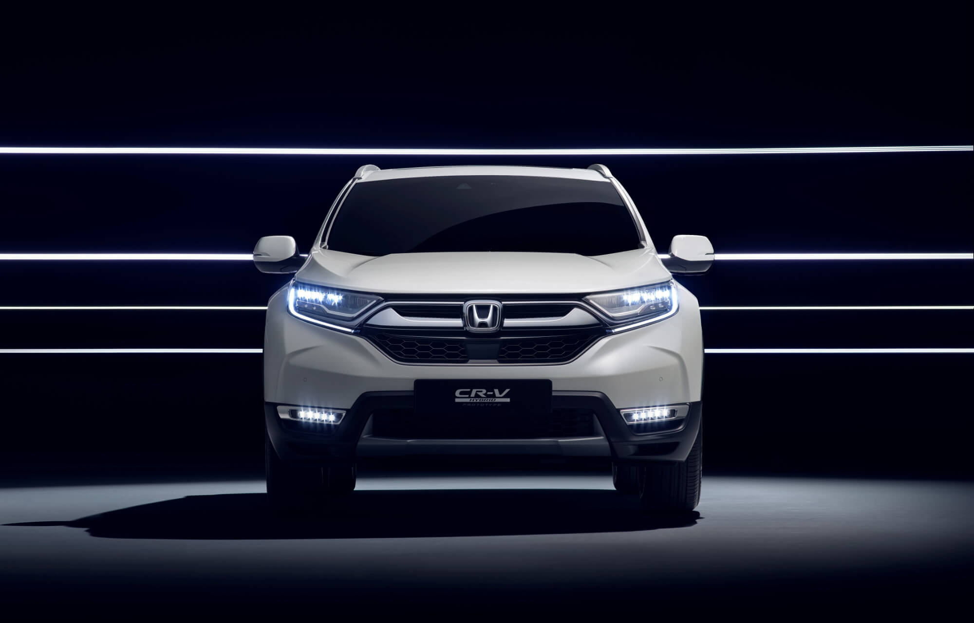 Honda CR-V Hybrid available now