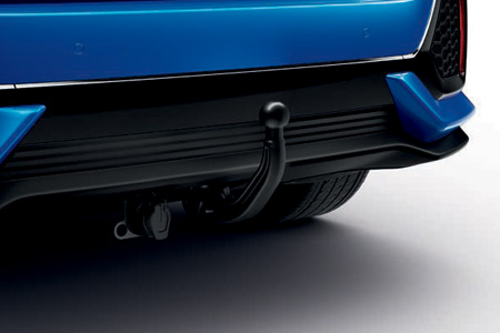 Honda Civic 5 Door Detachable Tow Bar