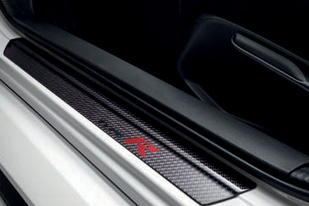 Honda Civic Type R Carbon Door Sill Trim