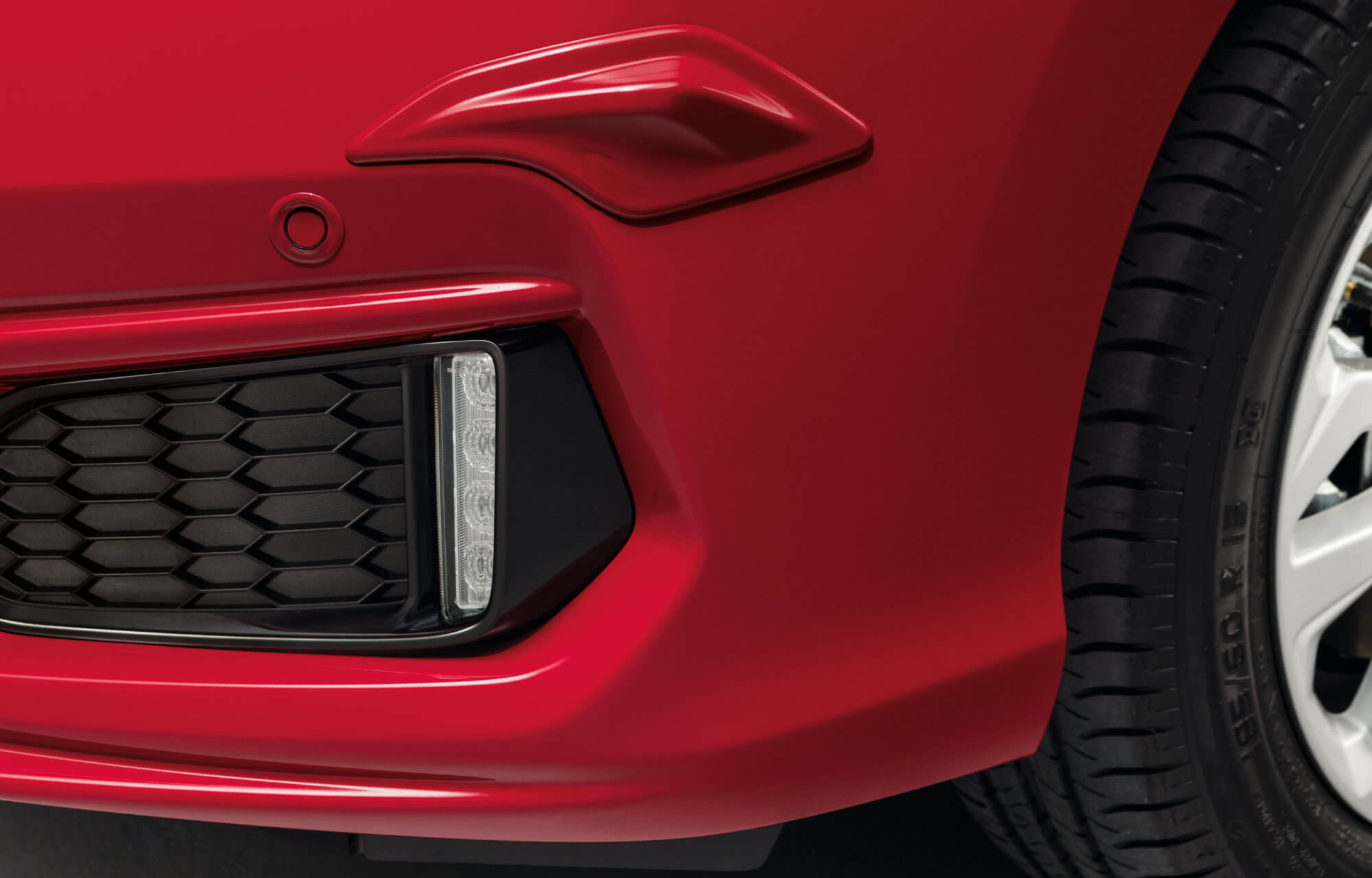 Honda Jazz Front & Rear Bumper Trims
