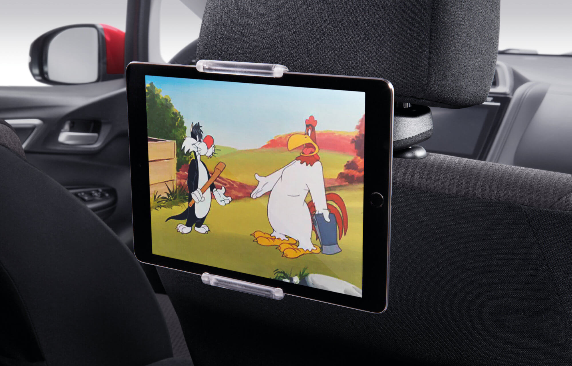 Honda Jazz Tablet Holder