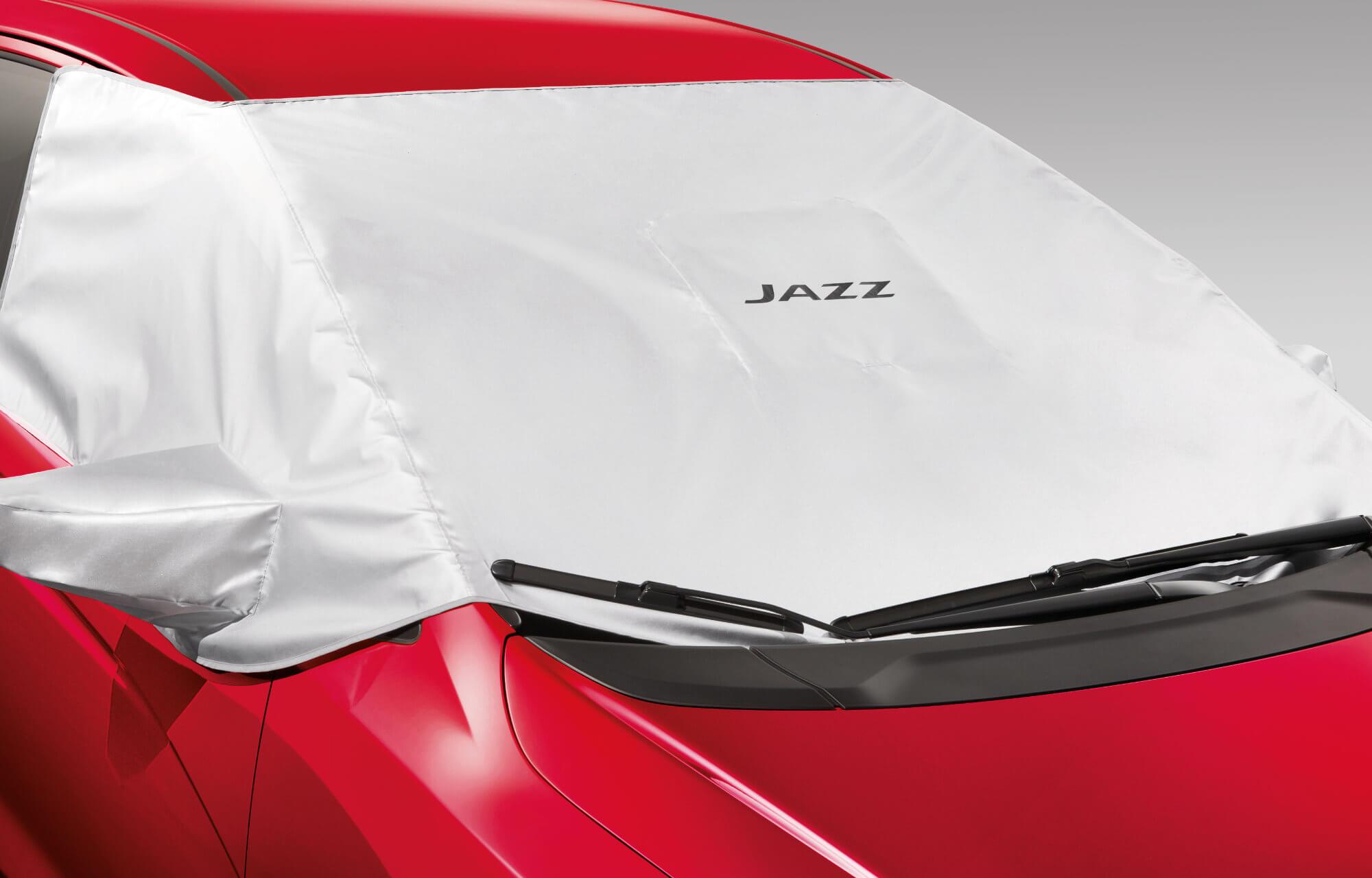 Honda Jazz Windshield Cover