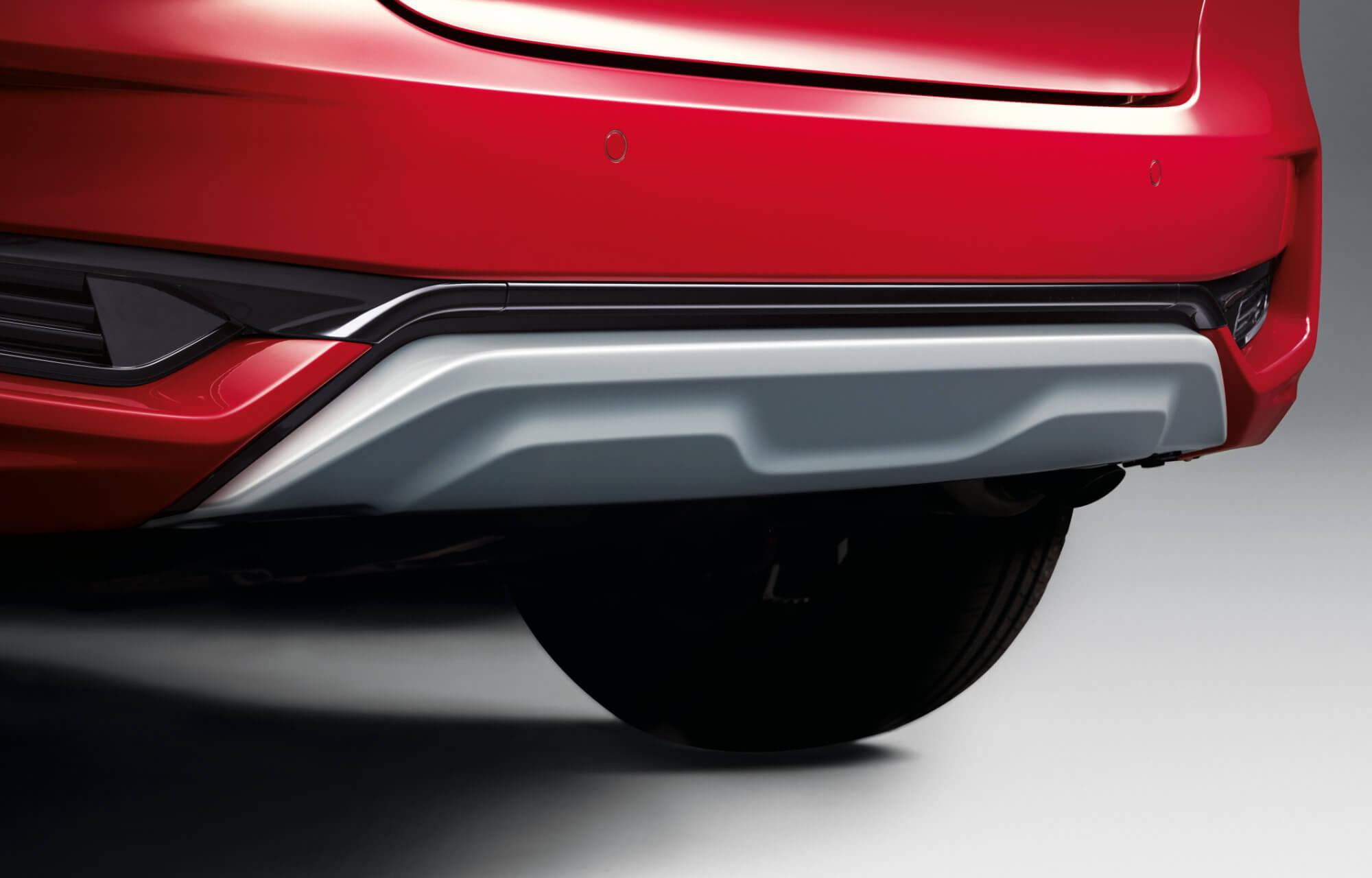 Honda Jazz Rear Lower Decoration - X-Road