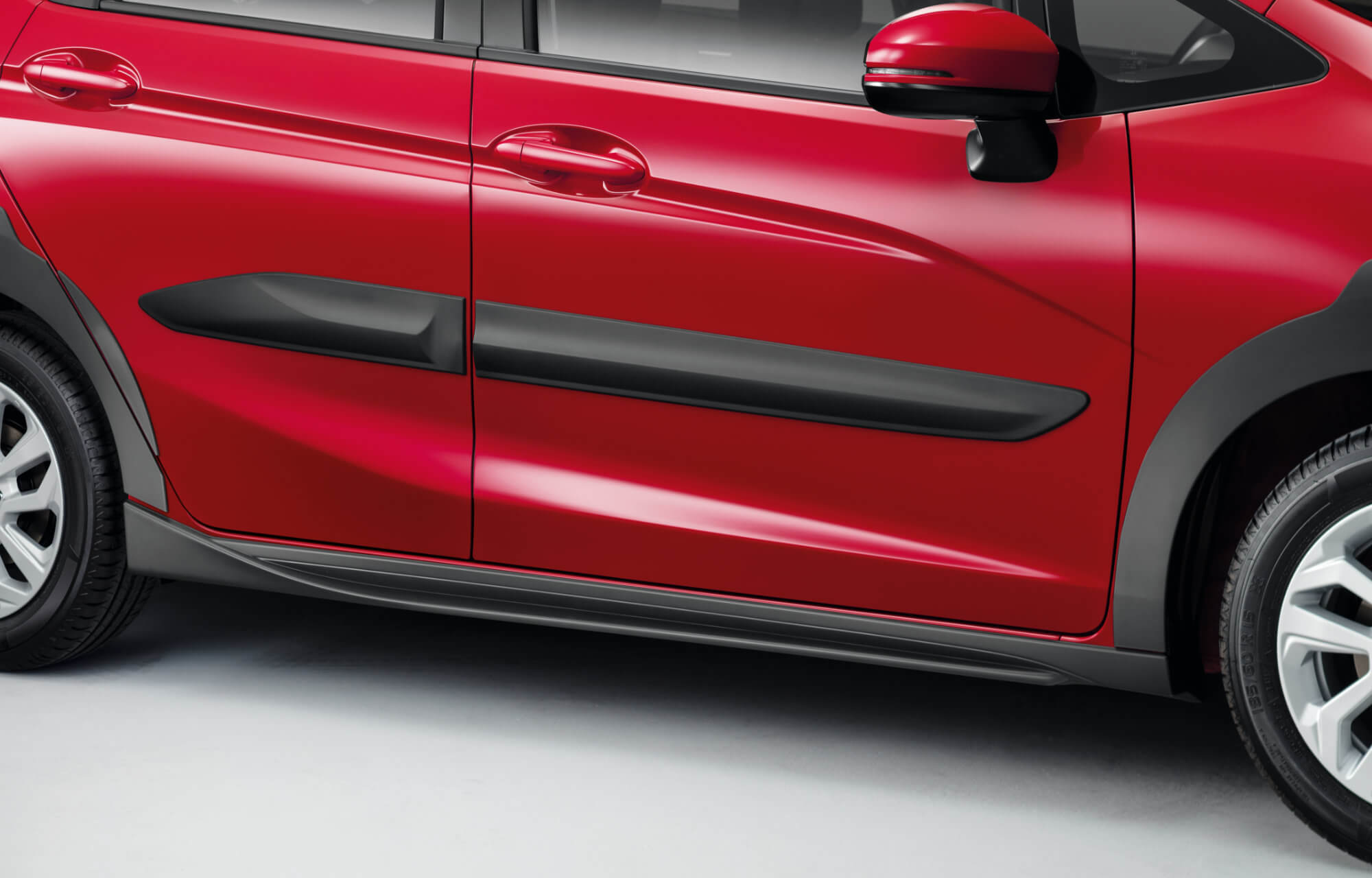 Honda Jazz Side Skirts