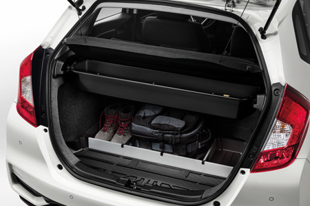 Honda Jazz Cargo Pack