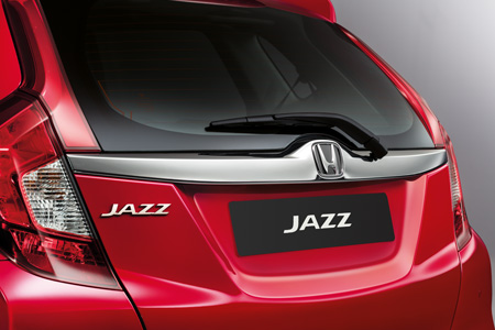 Honda Jazz Chrome Pack
