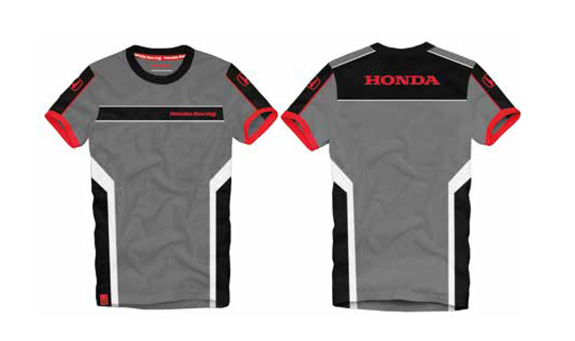 Honda Racing Teamwear