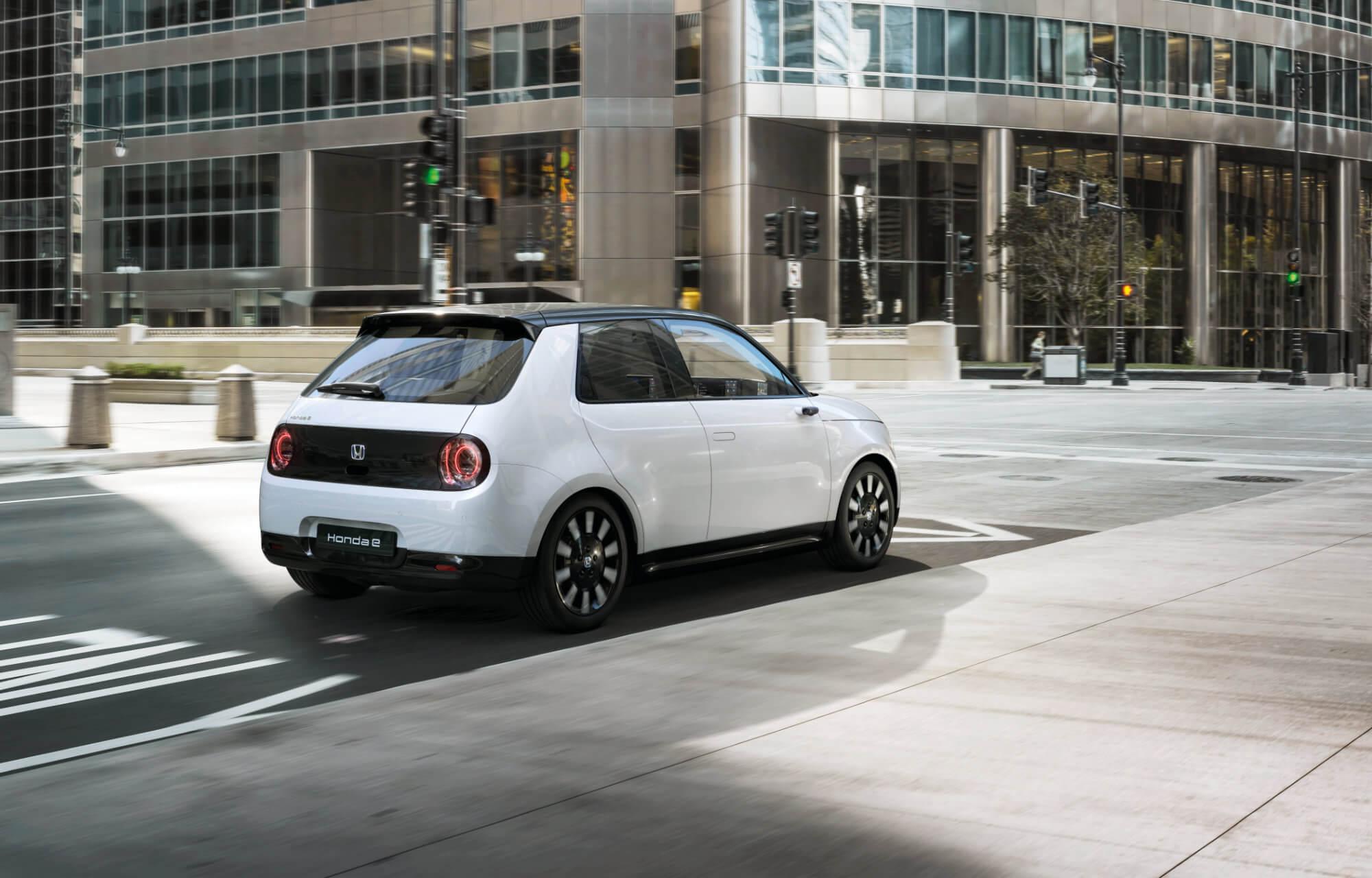 All-Electric Honda e