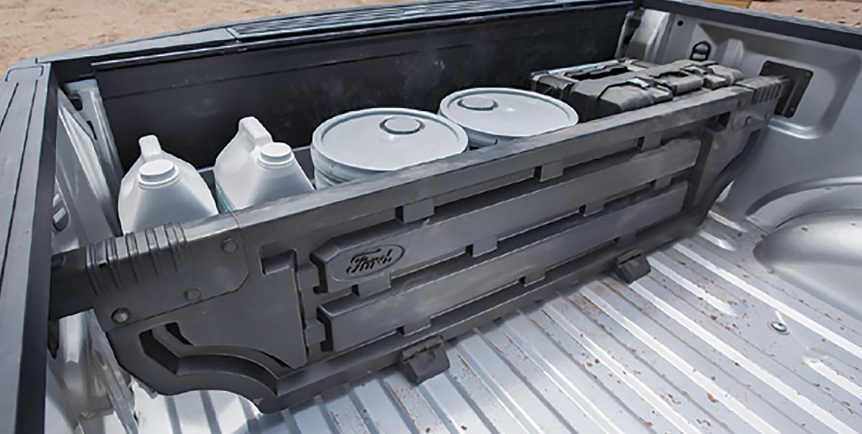 F-150 Bed Divider