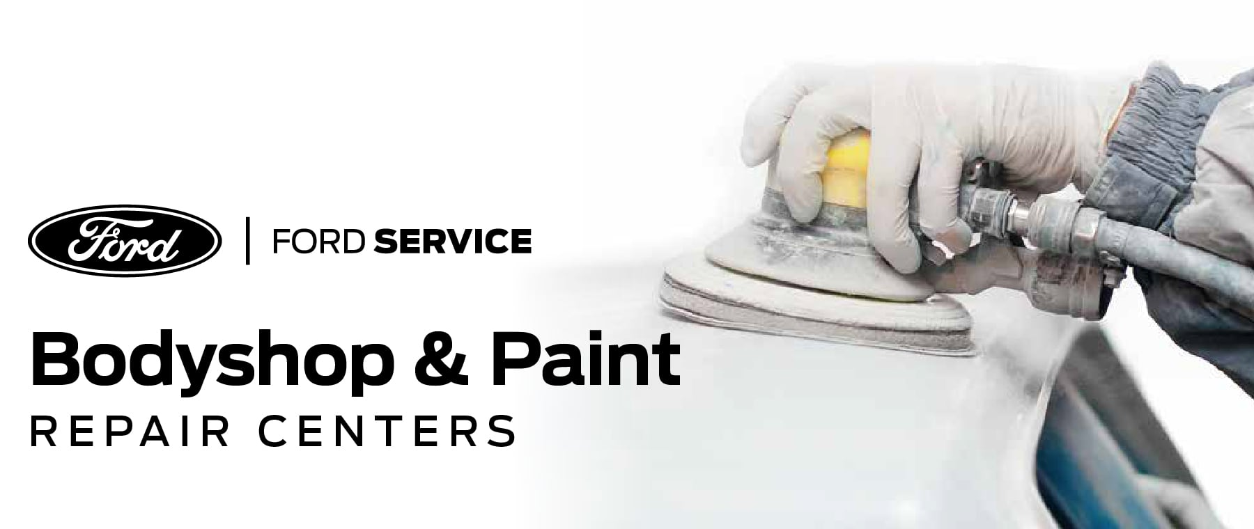 [Auto body and paint repair centers]