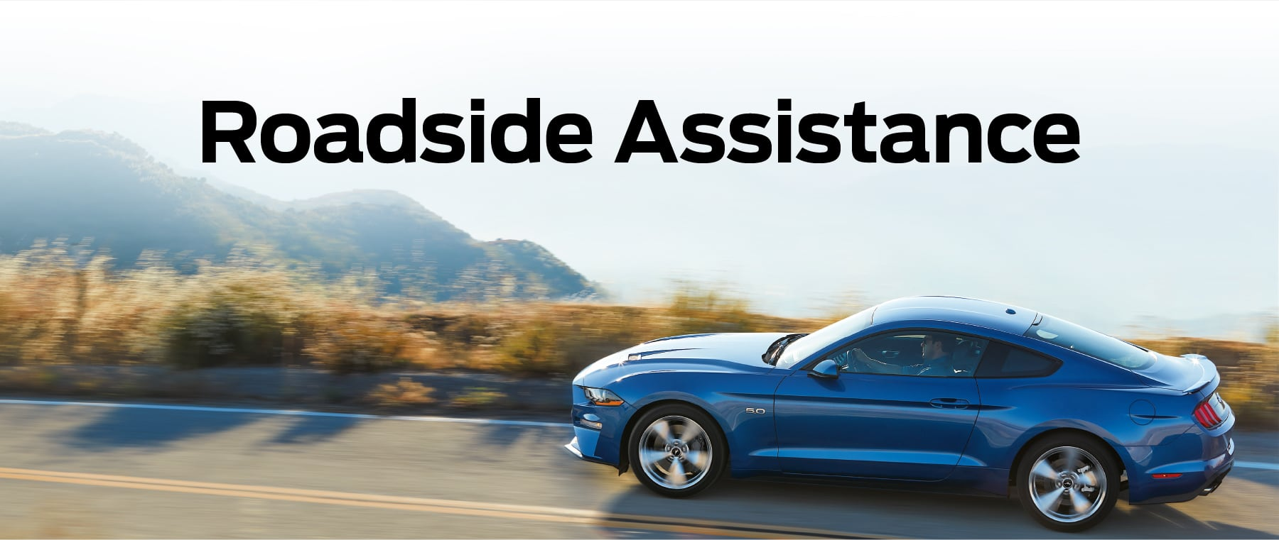 [Ford Road Assist (RSA)]