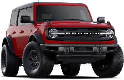 Bronco Wildtrak