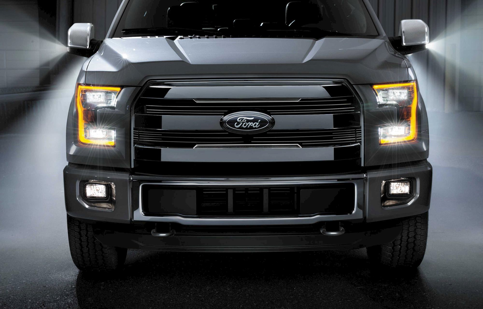 INTRODUCING THE FORD F-150