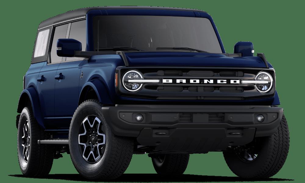 Bronco Badlands