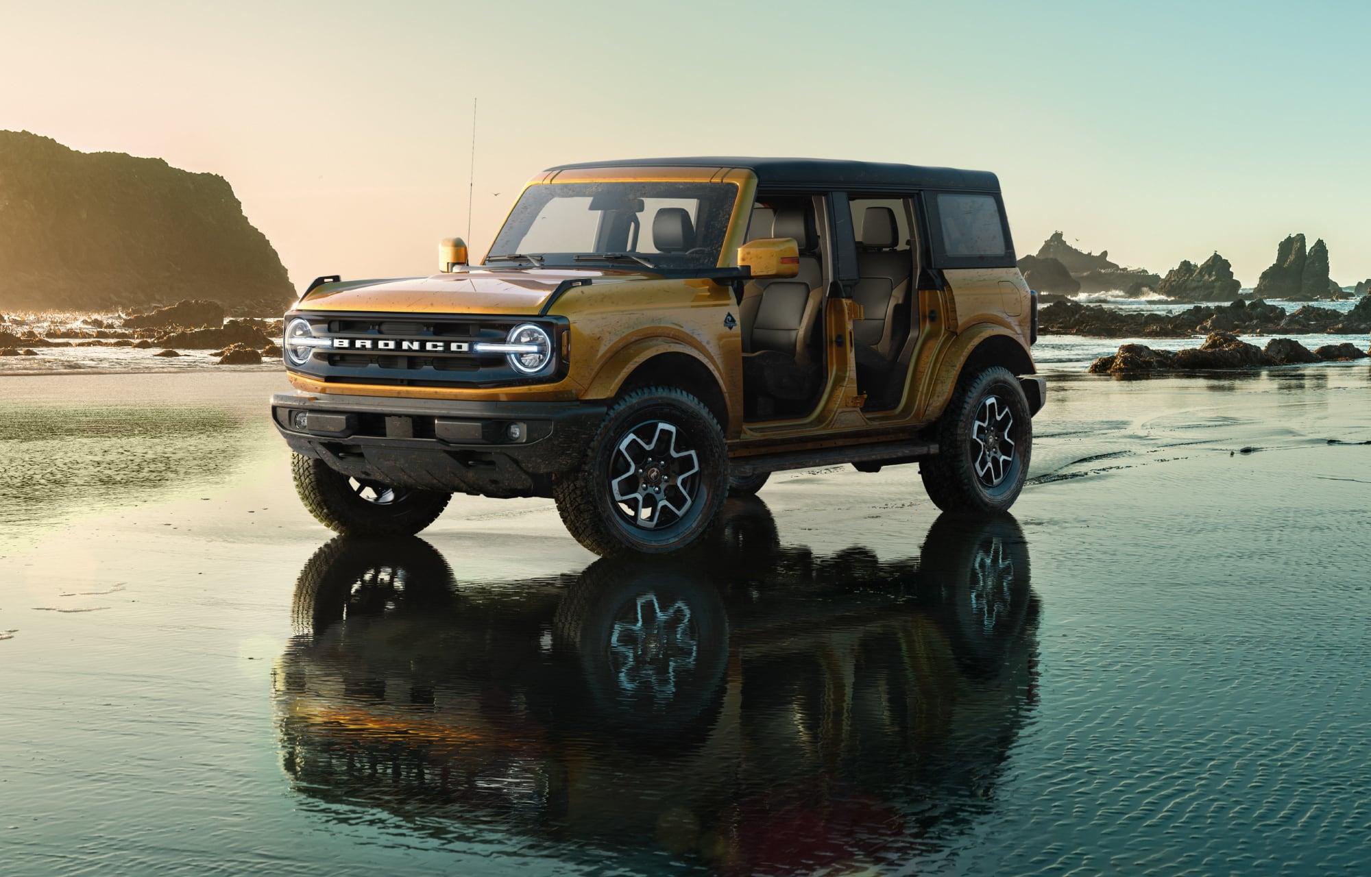 Ford Bronco Exterior