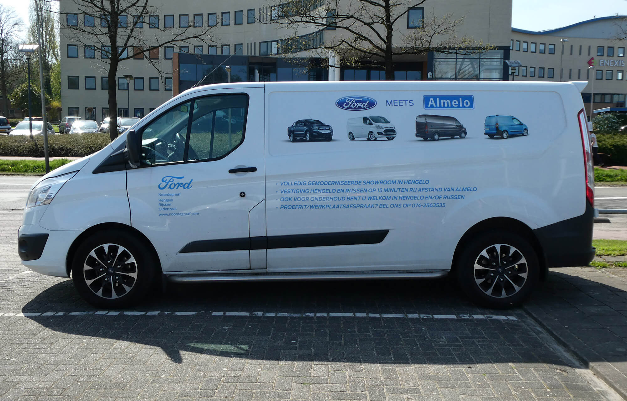 Ford Noordegraaf Bedrijfswagens