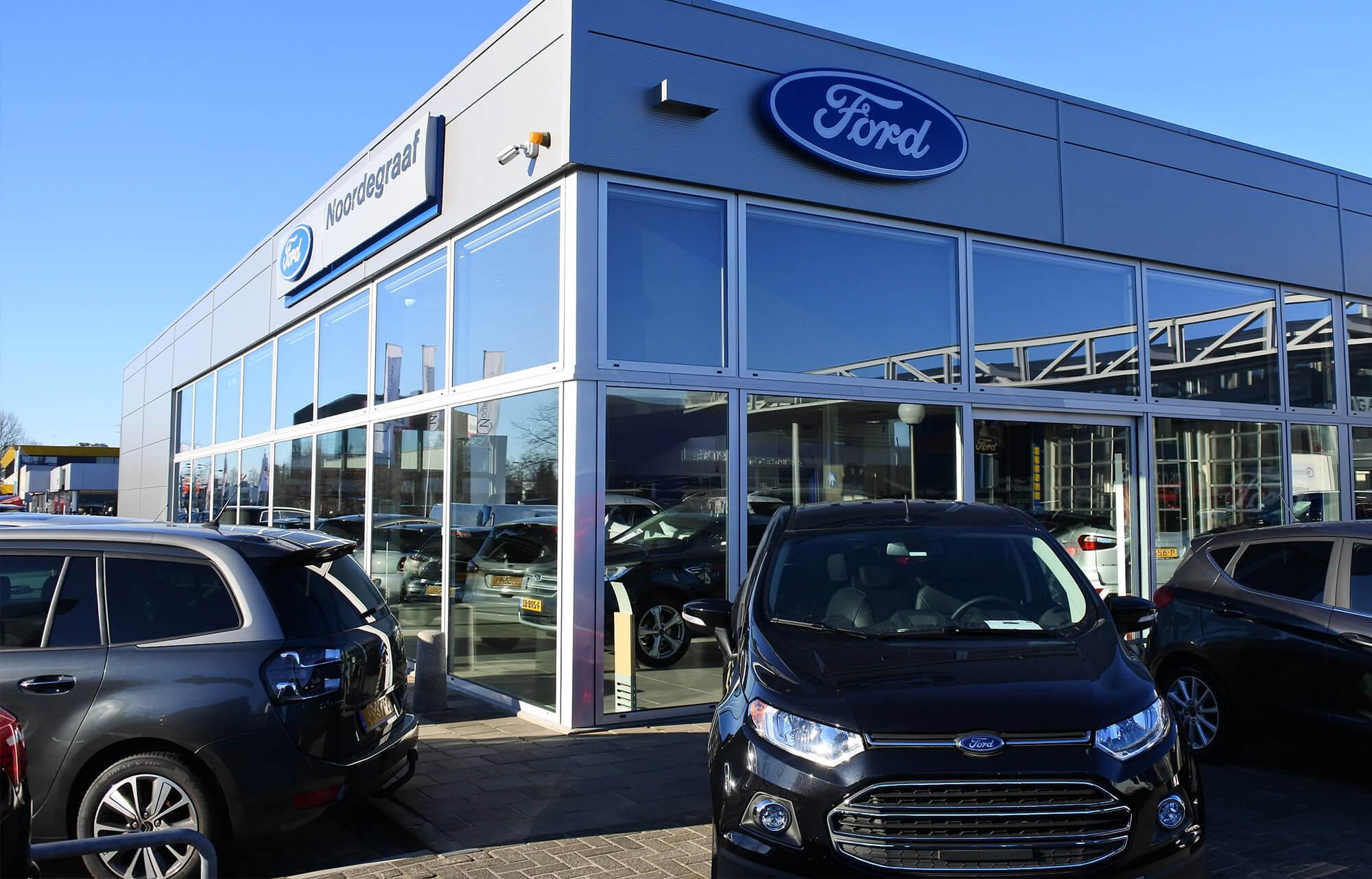 Ford Noordegraaf Hengelo meets Almelo