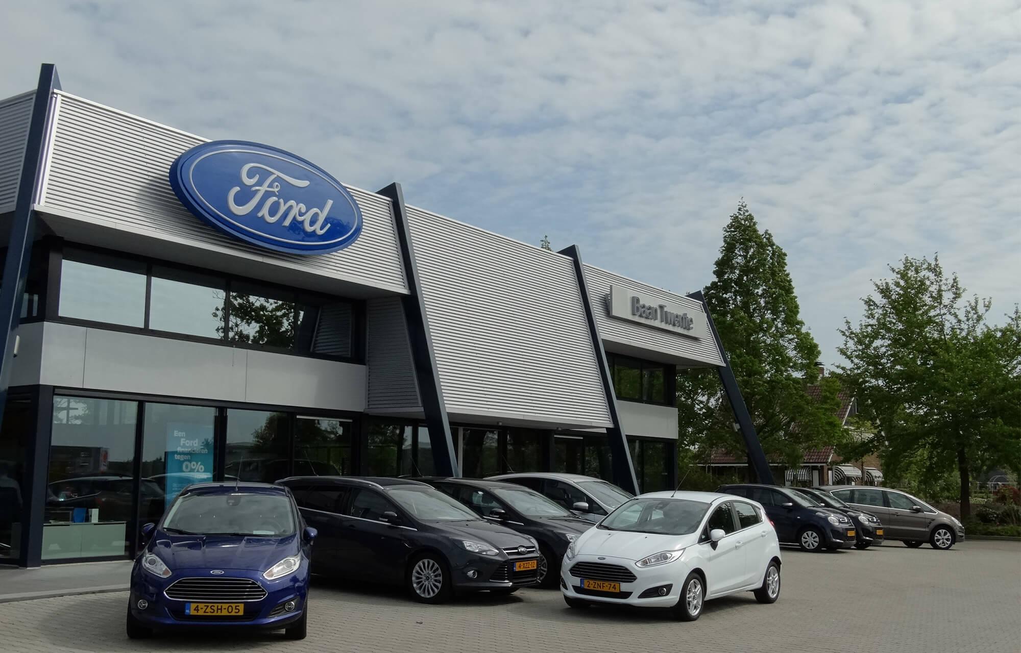 Ford Noordegraaf Rijssen meets Almelo