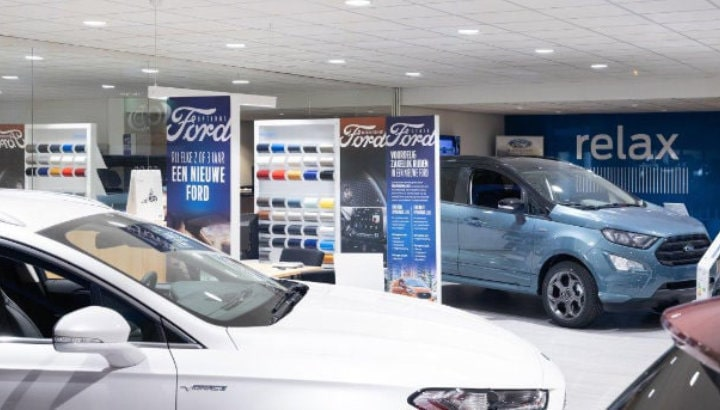 showroom ford van dijk/schouten