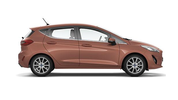 Aanbiedingen Ford Fiesta