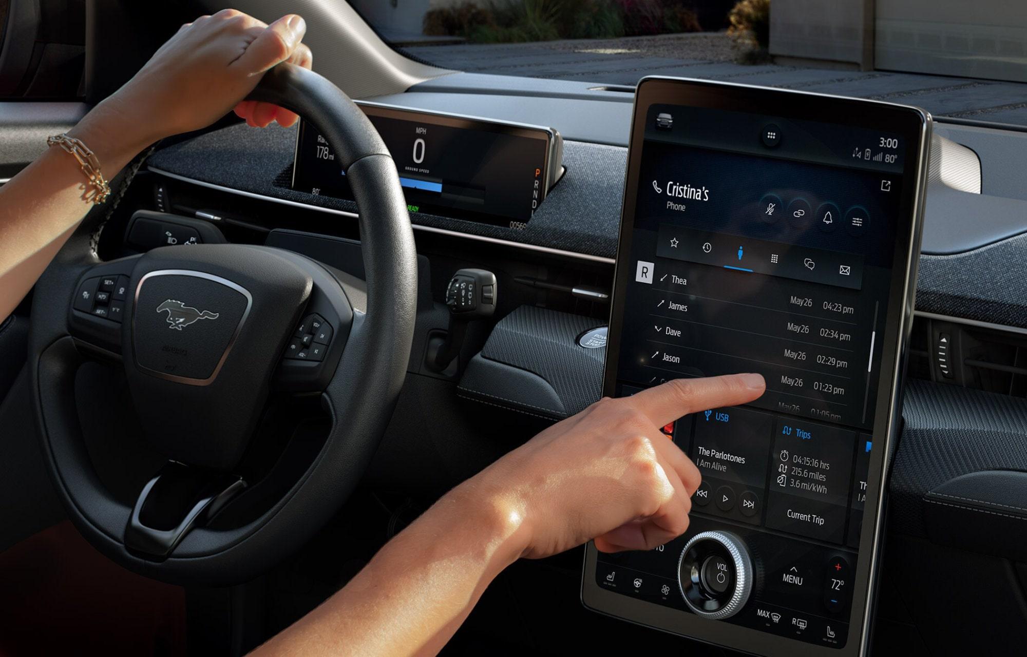 Ford SYNC 4A digitale gebruikershandleiding