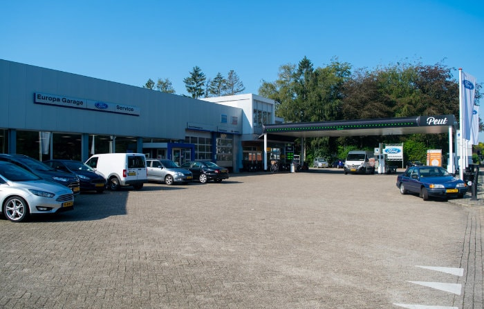 Europa Garage Coevorden Ford Erkend reparateur