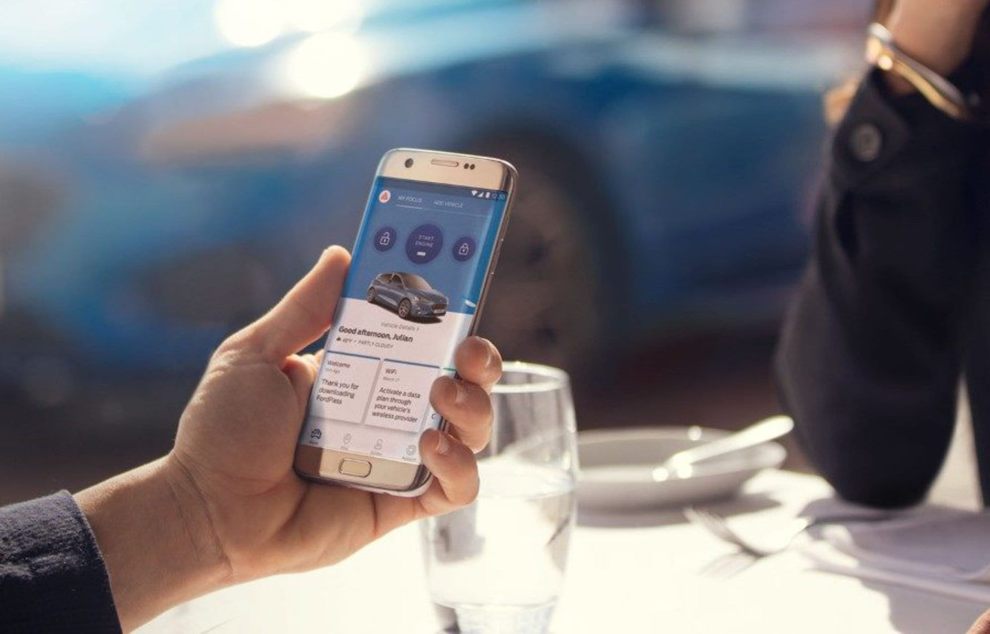 Ford Social Media volgen