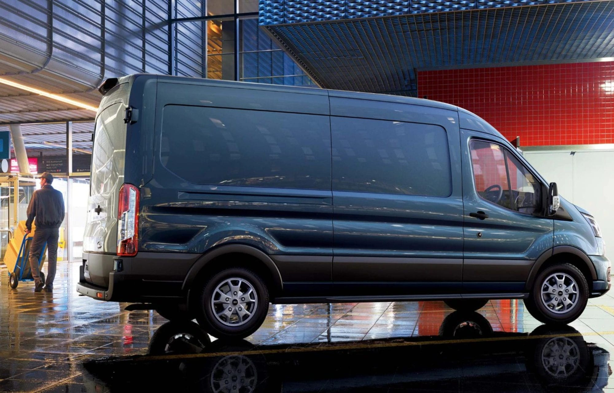 Ford Transit Mild Hybrid