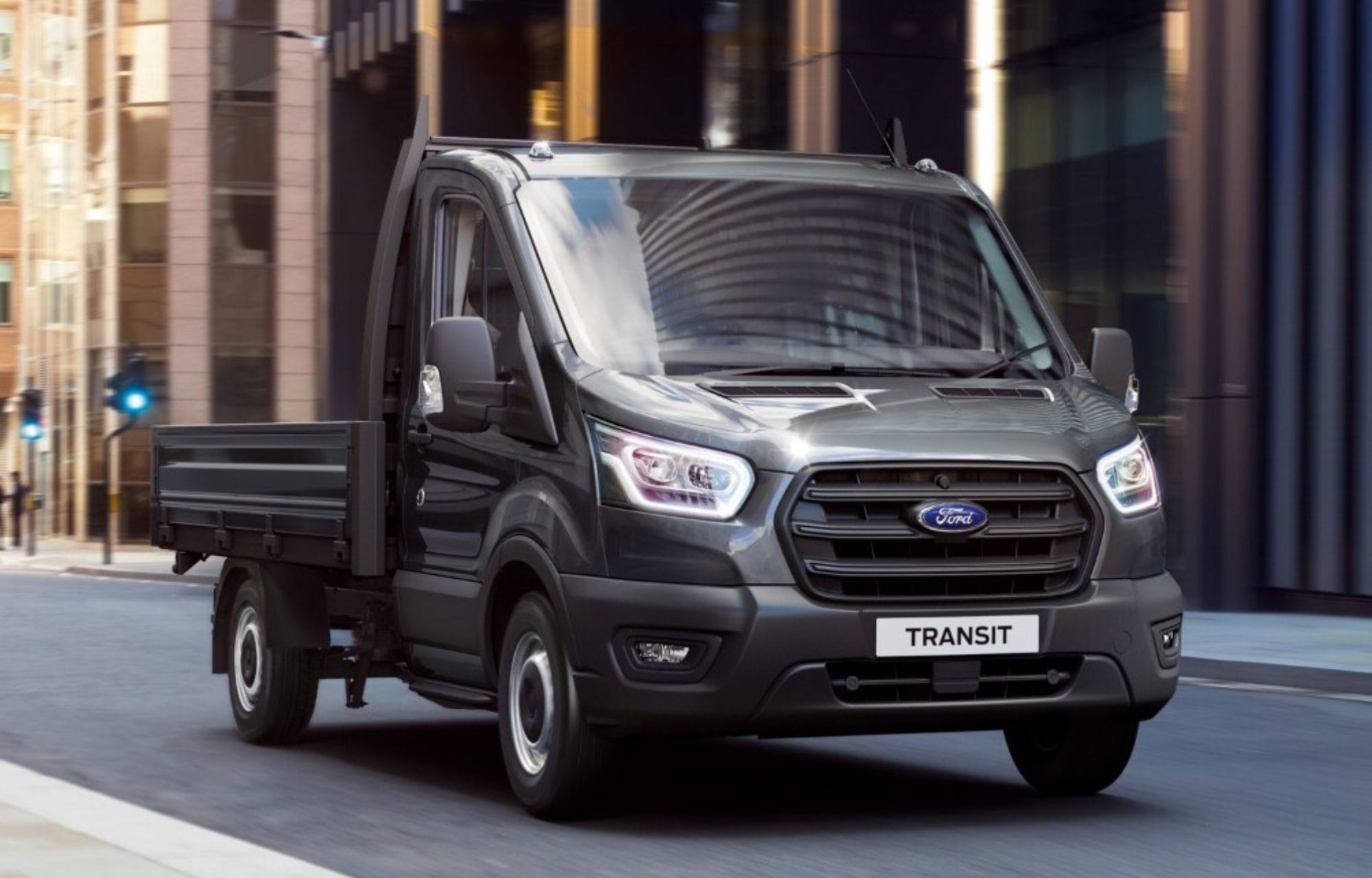 Ford Transit Chassis Mild Hybrid