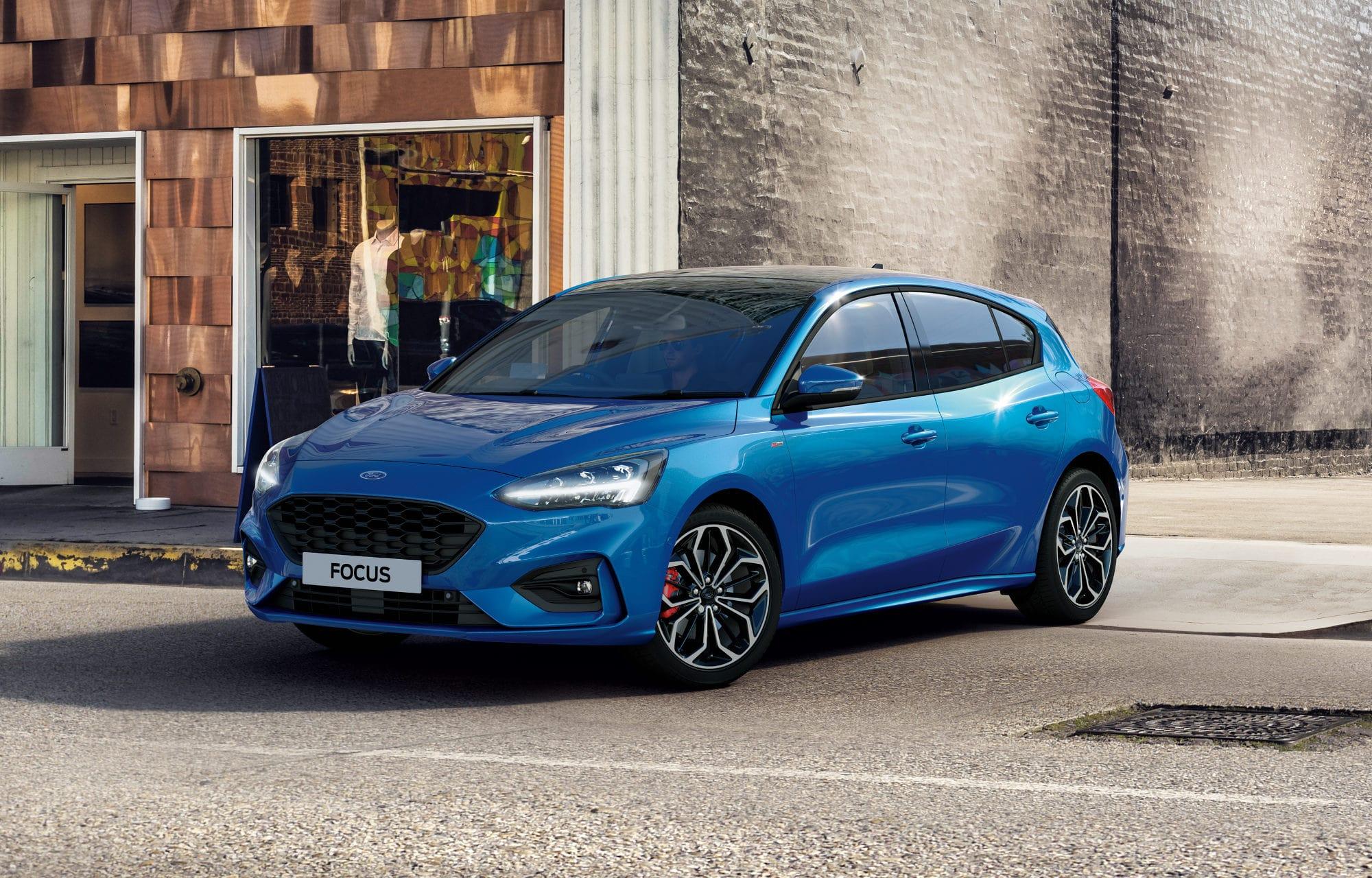 Ford Focus Mild Hybrid
