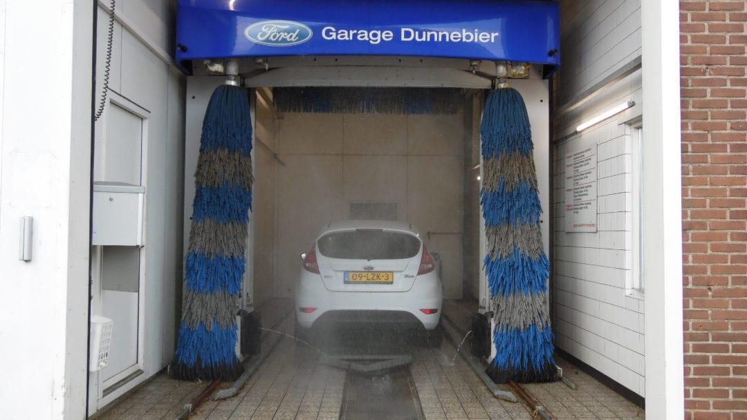 Ford Garage Dunnebier Assendelft - Wasserette - Wasstraat