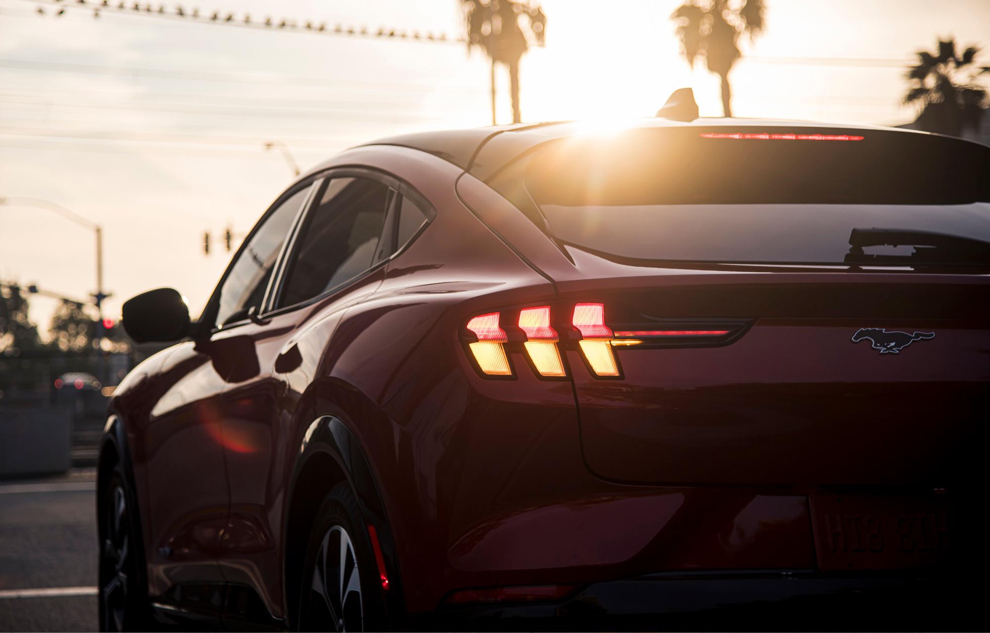 Mustang Mach-E - Sol