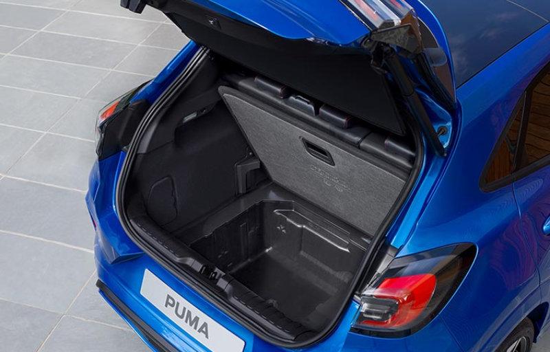 Ford Puma - Sveins Auto