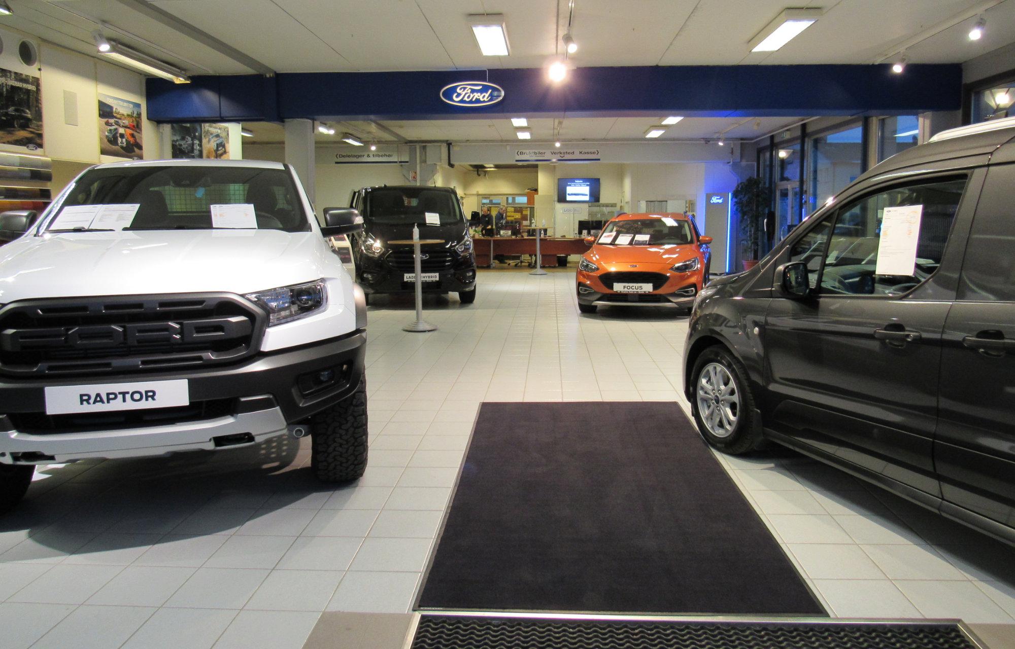 Sveins Auto i Bodø