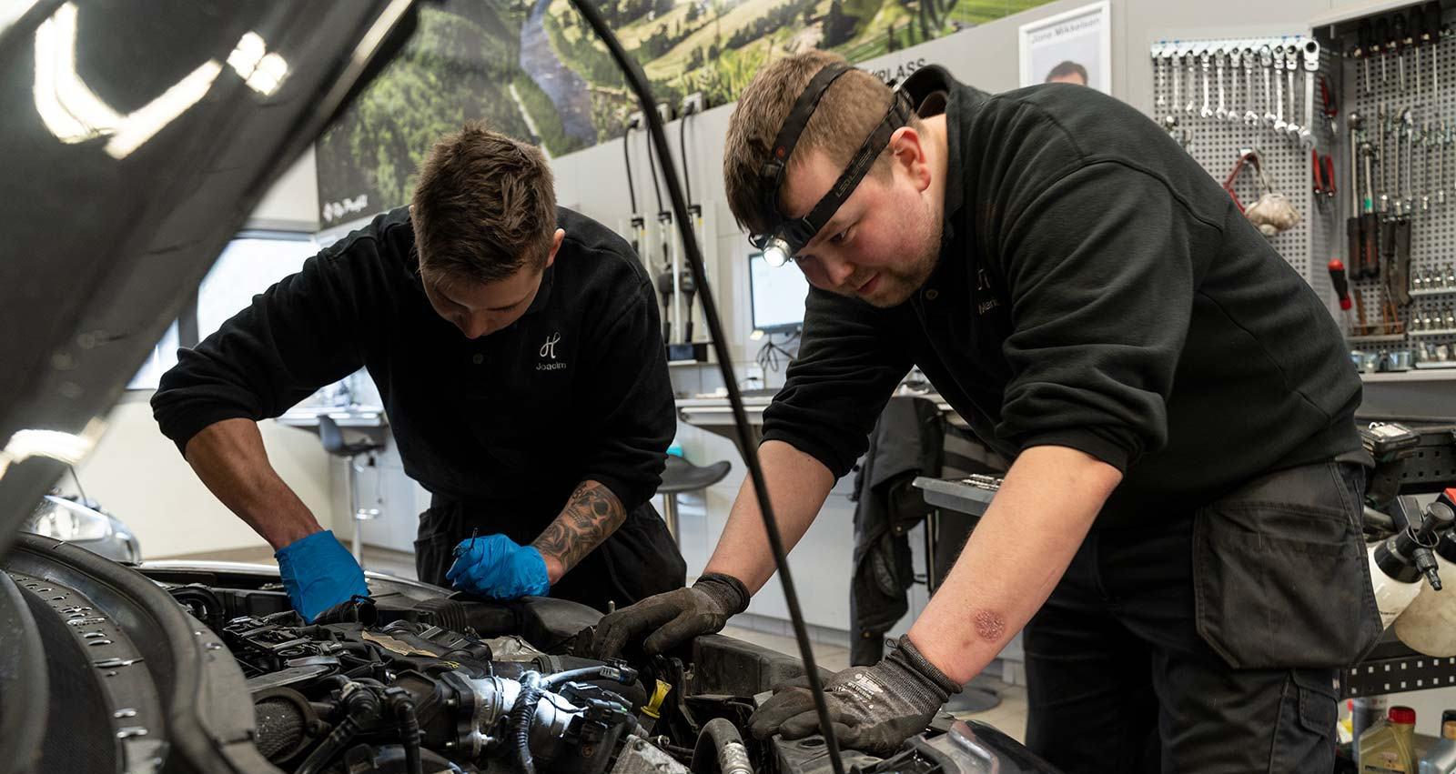 Mekanisk Verksted - Hunsbedt Bil
