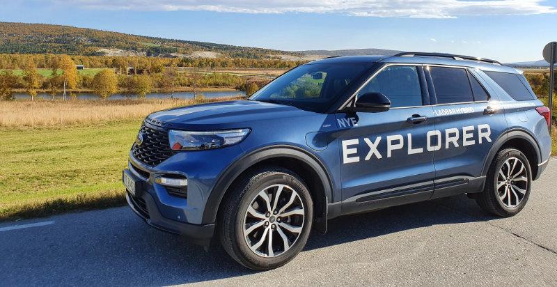 Ford Explorer - Røros Auto