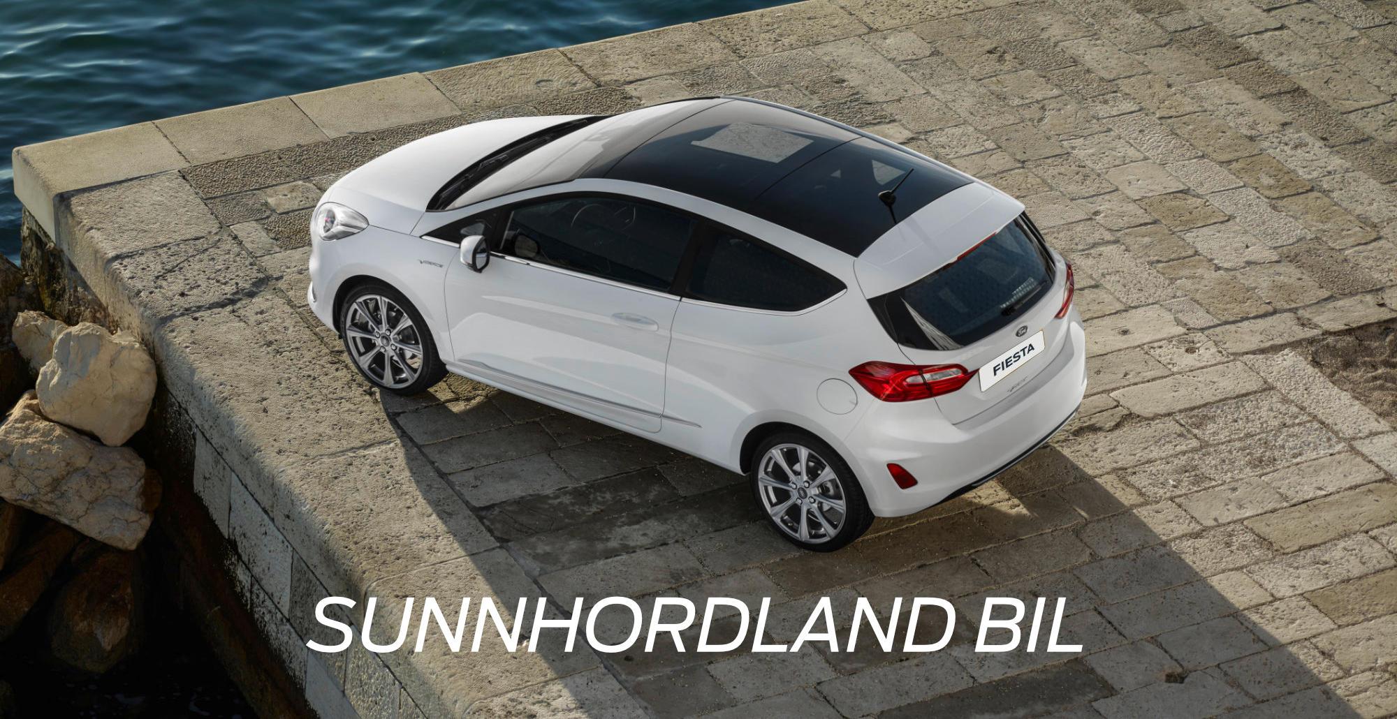 Ny bil - Sunnhordland Bil