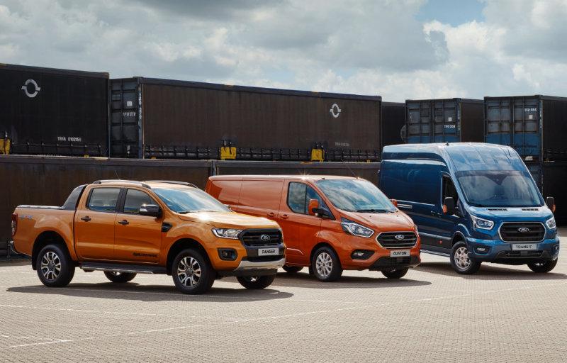 Ford Nyttekjøretøy Bergerkrysset Auto Mysen