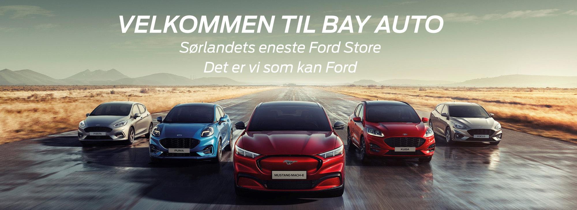 Velkommen til Bay Auto