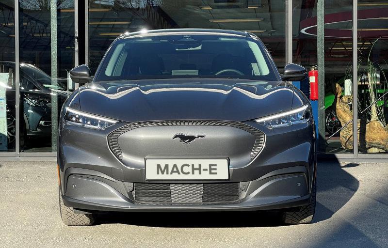 Mustang Mach-E - Bergerkrysset Auto Mysen