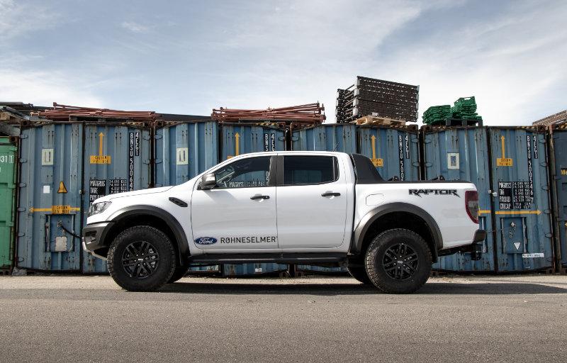 Ford Ranger — Norges mest populære pickup