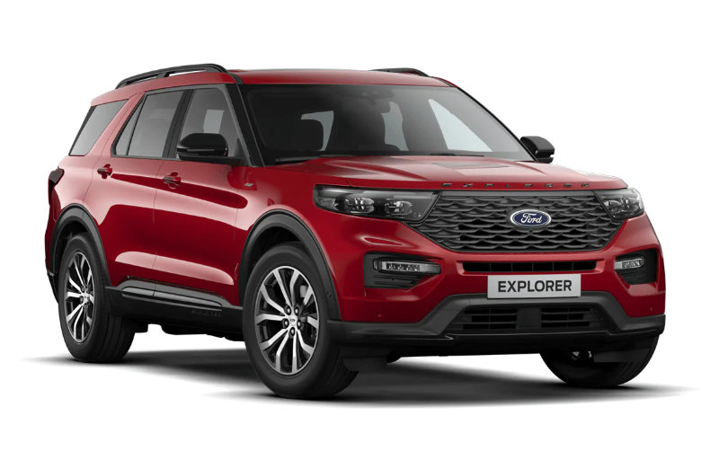 Ford Explorer ST-Line