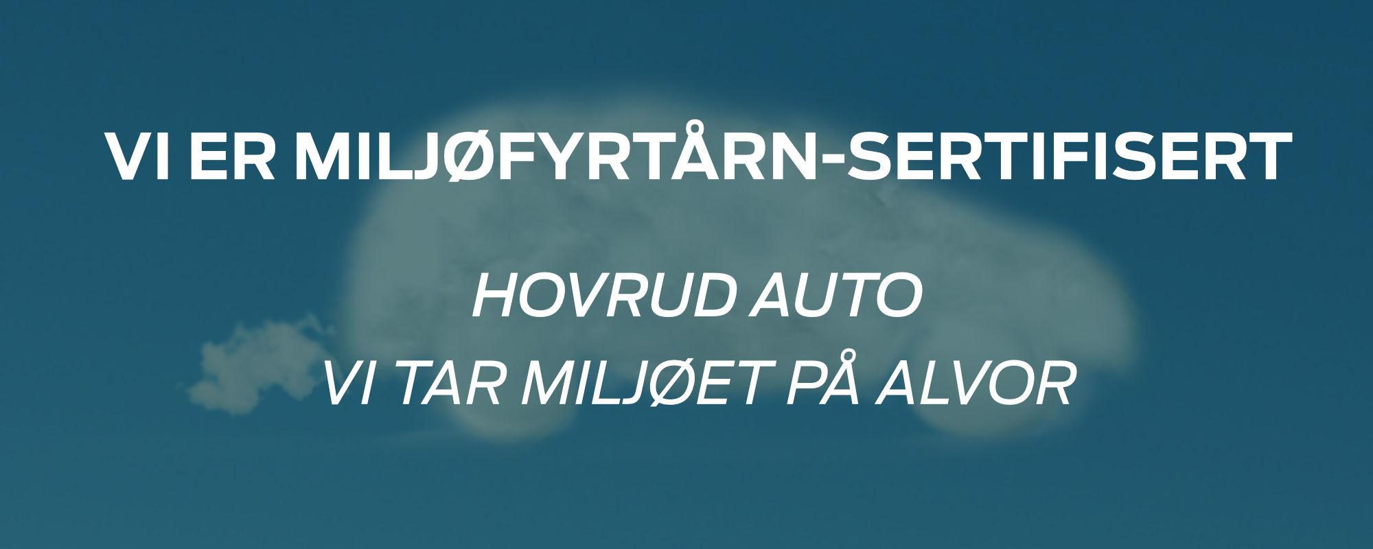 Miljøfyrtårn Hovrud Auto Gol og Leira