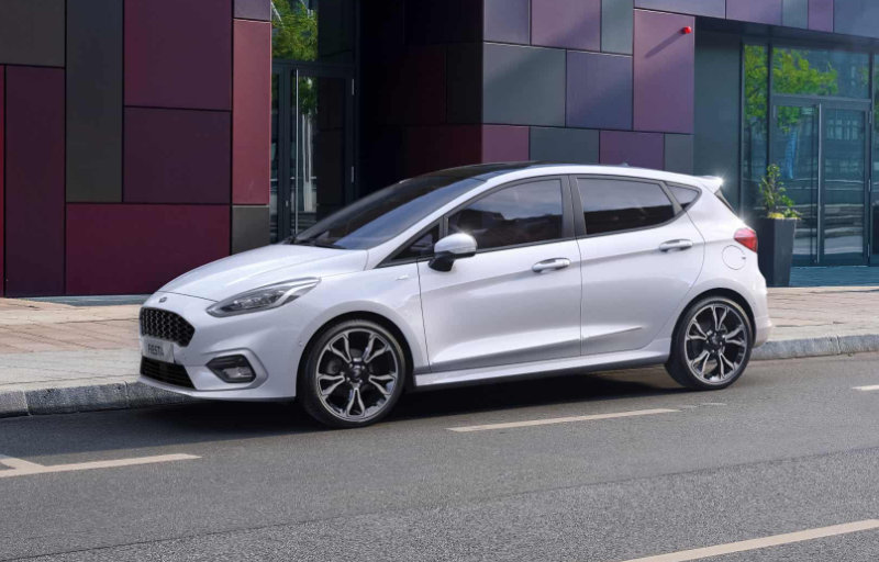 Fiesta hybrid