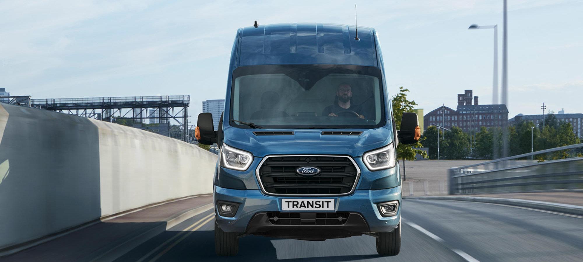 Ford Transit varebil