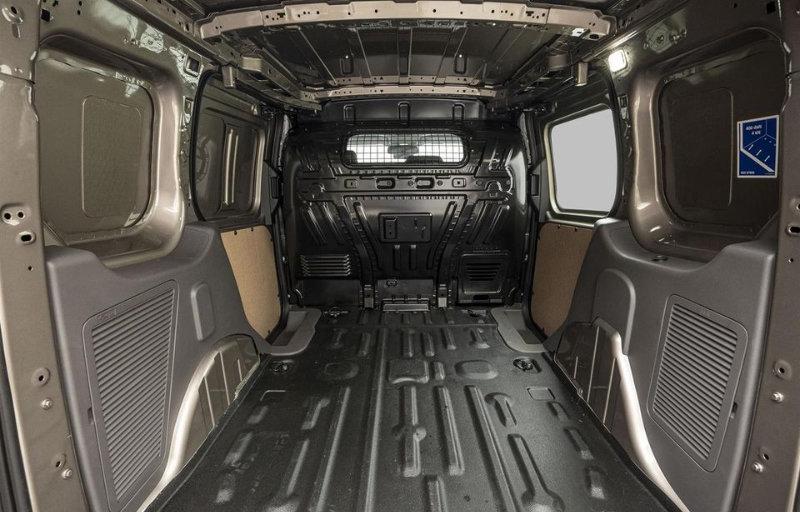 Ford Transit Connect nyttekjøretøy
