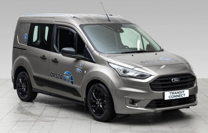 Ford Transit Connect firmabil