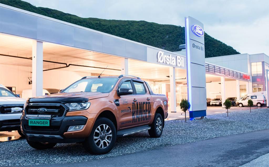 Ørsta Bil - Ford Ranger