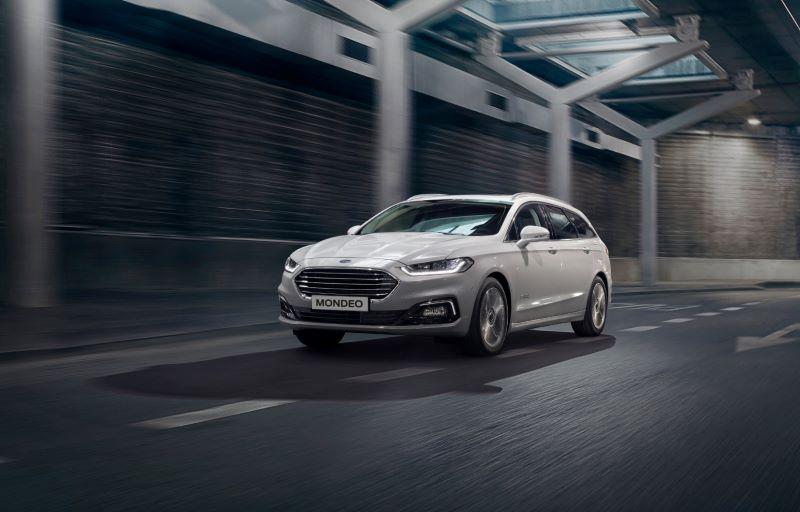 Nye Ford Hybrid